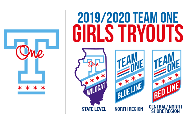 2019/2020 Team ONE Girls Tryouts
